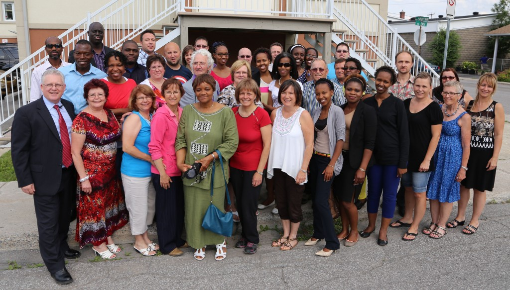 EQUIP - SIS LEadership - Gatineau 2014-06-28 - Photo groupe