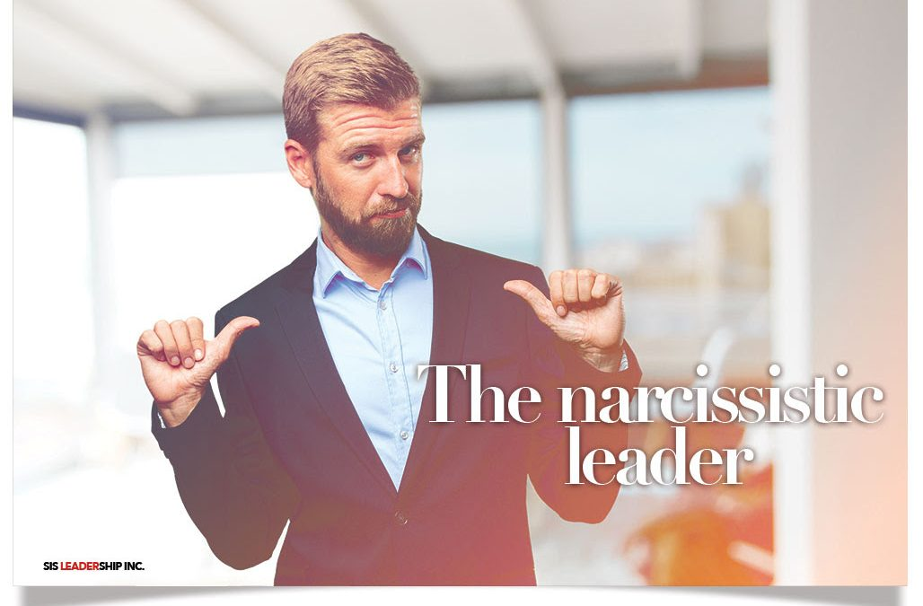 The narcissistic leader
