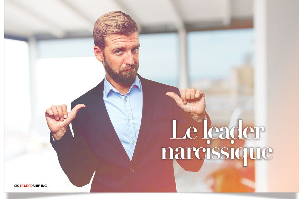 Le leader narcissique